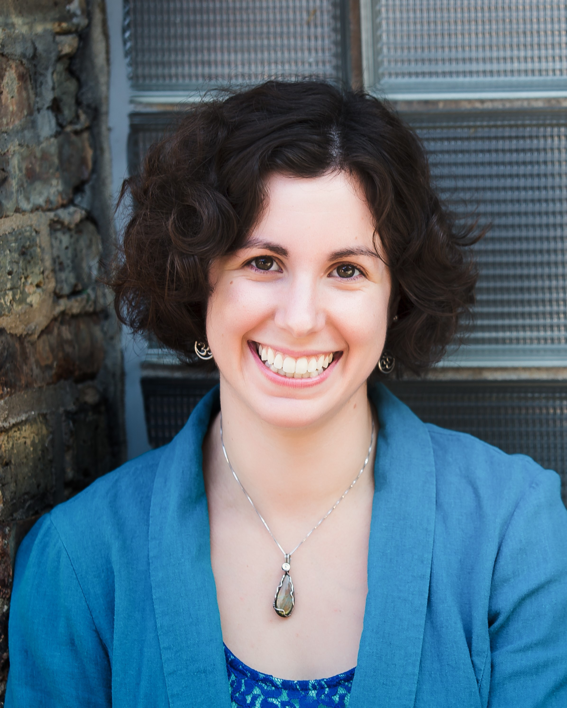 Kelly Noel Rasmussen's Headshot