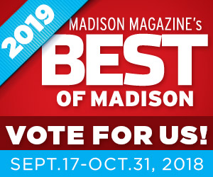 Best of Madison – A Healer's Hand + The Nest Nominated!